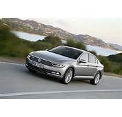 Volkswagen 2015 Passat Big Leap The New Is Based On