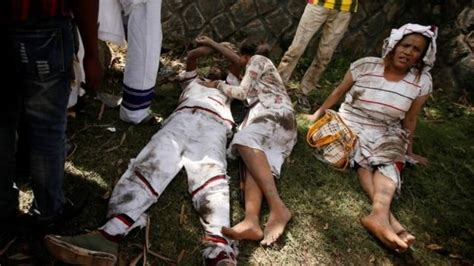 nigerian govt expresses concern over killing of citizens in south view oromia stede at ethiopia protest leaves 52 dead
