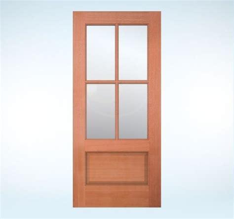 Jeld Wen Exterior Doors Jeld Wen Exterior Door With Glass 5104 Cabin Exteriors