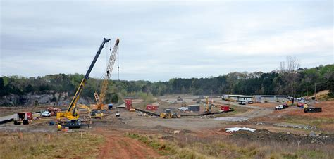 Atlanta Water Shed by Pc Construction Company Project Update City Of