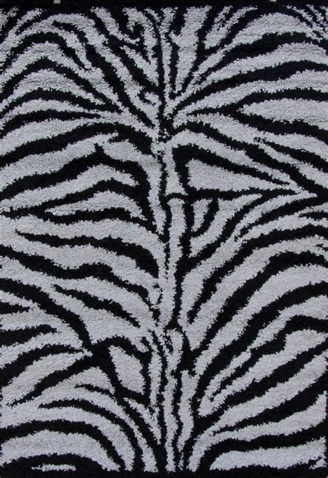 white area rug 5x7 shaggy shag zebra turquoise white gray 5x7 area rug carpet ebay
