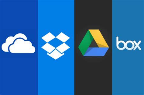 best free cloud comparison of 15 best free cloud storage services
