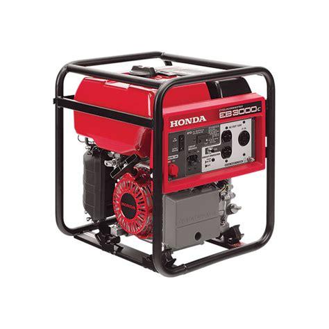 Genset Generator Set Honda Inverter Eu 65is 5000 Watt generators