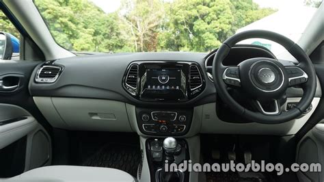 jeep compass dashboard jeep compass dashboard view review