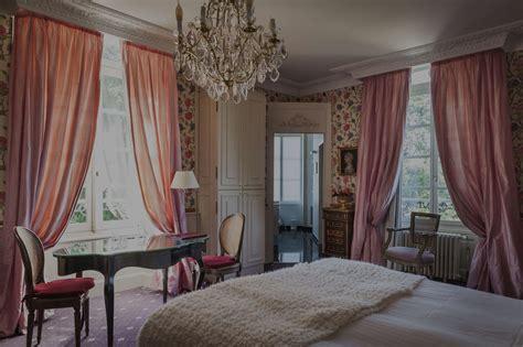 chambre des m騁iers rennes les chambres de l h 244 tel de luxe du ch 226 teau d apign 233