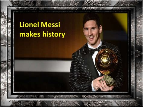 lionel messi biography powerpoint lionel messi makes history