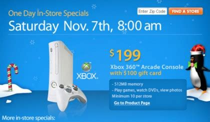 Smart Shoppers 100 Gift Card - buy an xbox 360 get 100 gift card xboxaddict news
