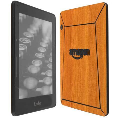 Kindle Light by Skinomi Techskin Kindle Voyage Light Wood Skin