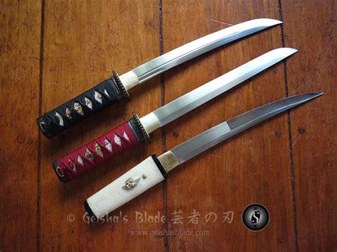 tanto blade purpose geisha s blade