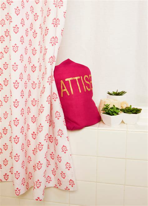 girly curtains girly shower curtains tropical bath products other