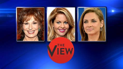 vire cast the view gets new cast of co hosts abc news