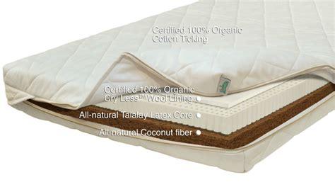 Natura Crib Mattress Crib Futon