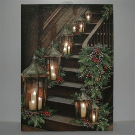 ohio wholesale lighted canvas ohio wholesale 47051 21 25 quot x 16 quot x 1 quot quot stairway