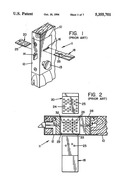 Vingcard Lock Template Patent Us5355701 Method And Apparatus For Decoding A Pin Tumbler Lock Google Patents