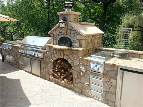 beautiful chicago brick oven the outdoor pizza oven