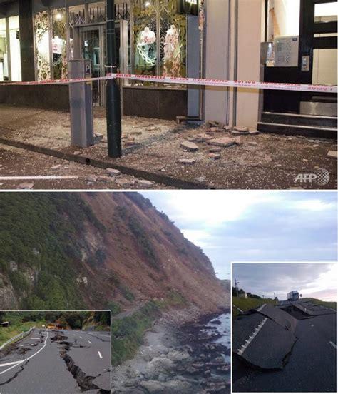 earthquake in new zealand seemorerocks the 14 november kaikoura earthquake