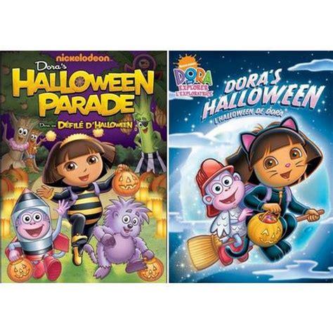 dora the explorer doras halloween parade doras