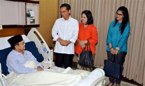 profil anak jokowi kahiyang ayu foto agenda presiden jokowi kunjungi habibie jokowi
