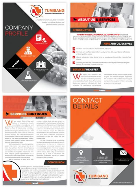 company profile design south africa business profile designers company profile designers