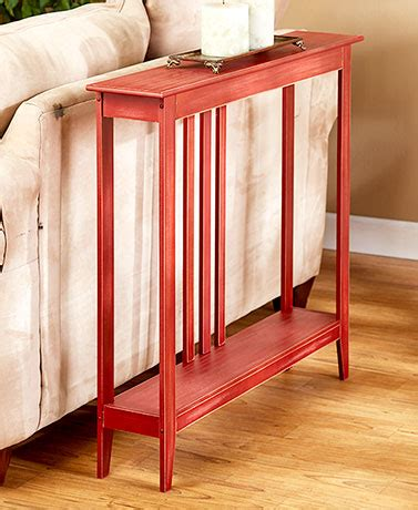 slim accent table slim space saving accent tables ltd commodities