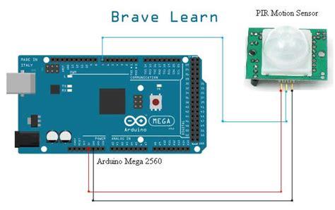 tutorial sensor pir arduino intruder detection via sms twilio using arduino pir
