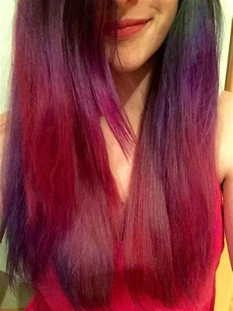 color ideas 687 best hair color images on pinterest of pink and purple