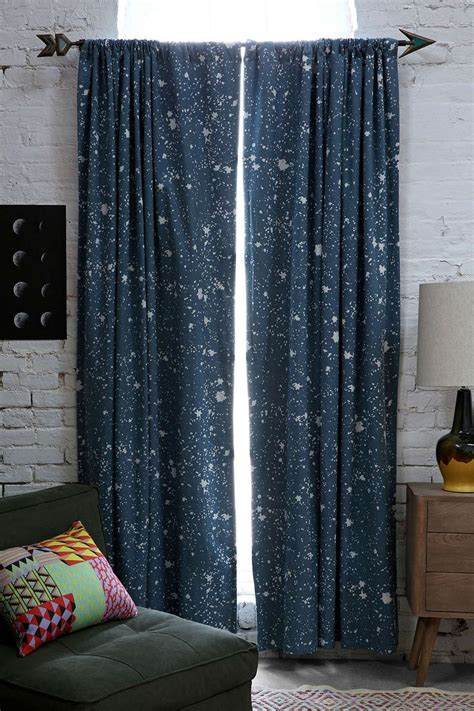 Magical Thinking Curtains 36 Best Images About Child S Bedroom Astronomy On Outfitters Blackout