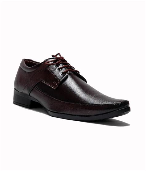 0 annoyance brown formal shoes price in india buy 0