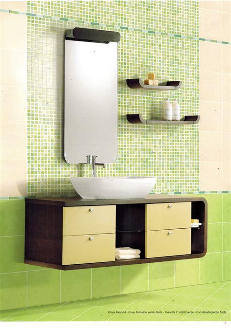 piastrelle bagno verde piastrelle bagno verdi simple foliesenu adesivi per