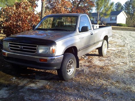 free car manuals to download 1996 toyota t100 xtra parking system terminator92 1992 toyota t100 regular cab specs photos modification info at cardomain