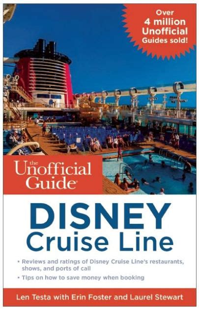 Pdf Unofficial Guide Disney Cruise Line by The Unofficial Guide To The Disney Cruise Line By Len