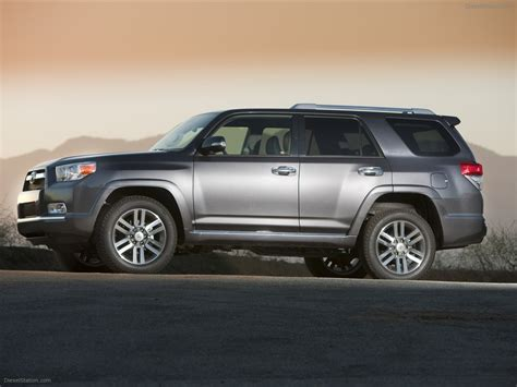 Toyota 4runner Sr5 2012 Toyota 4runner Limited 2012 Car Wallpapers 08 Of