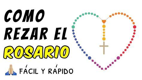 que es hacer santo 4 youtube como rezar el santo rosario tutorial f 225 cil paso a paso