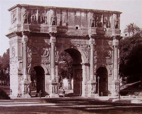 hugo y el arco arcos honor roma