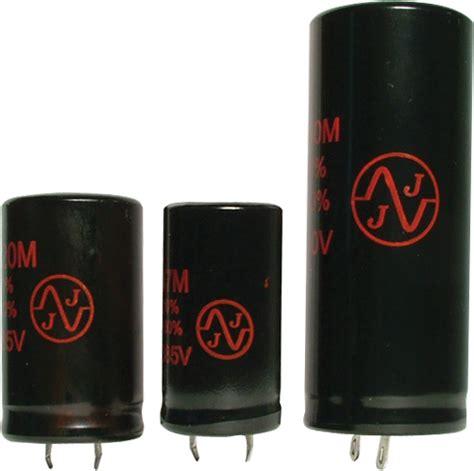 jj electrolytic capacitor capacitor jj electronics 500v 500 181 f electrolytic antique electronic supply