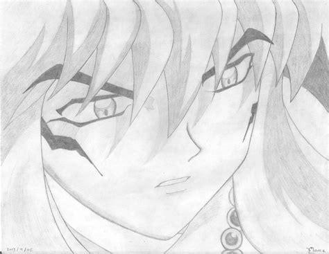 imajene de dibujo dibujo inuyasha by dantz24 on deviantart