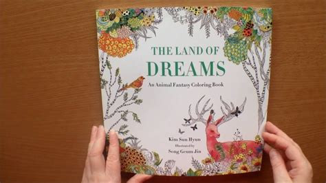 The Land Of Dreams By Sun Hyun The Land Of Dreams By Sun Hyun Song Geum Jin Colouring