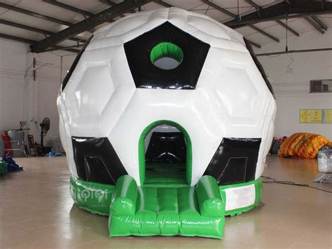 soccer house soccer bounce house qiqi toys inflatables
