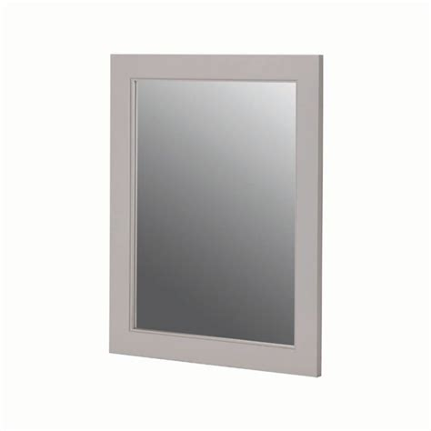 oc white magnifying l bathroom mirrors the home depot canada