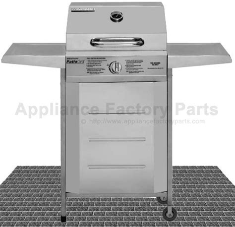 brinkmann 810 4010 0 bbq parts