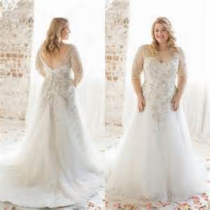 plus size tulle wedding dress charming plus size wedding dresses with half sleeves