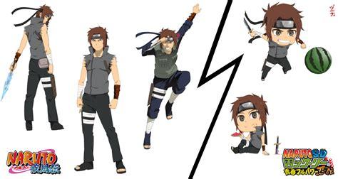 Online Blueprint Maker commission yoichi senju character sheet by dannex009 on