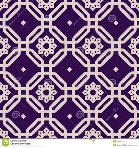 simple vintage pattern a vector simple square pattern stock vector image 35876239
