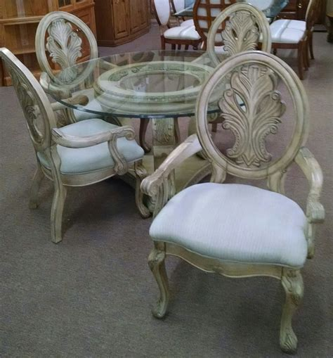 pennsylvania house dining set delmarva furniture consignment glass top dining set delmarva furniture consignment