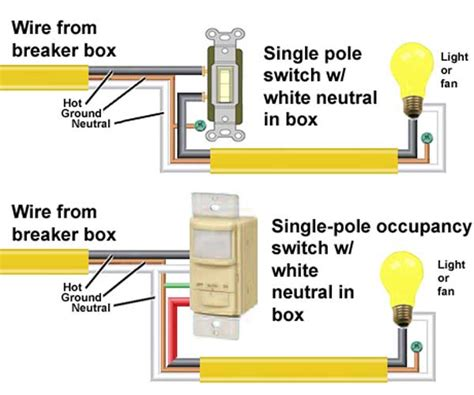 motion sensor wiring in series wiring diagram manual
