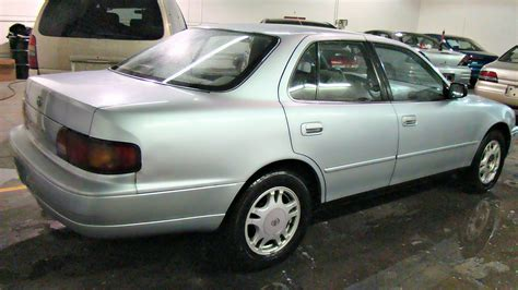 1995 Toyota Camry Recalls 1995 Toyota Camry Le Coupe
