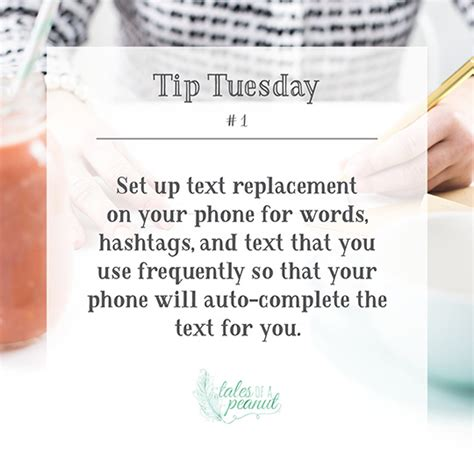 Tuesdays Tech Tip Barcoded Contact Details by Tip Tuesday 1 Text Replacement On An Iphone Jenn Elwell