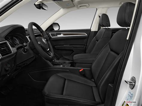 volkswagen atlas interior volkswagen atlas prices reviews and pictures u s