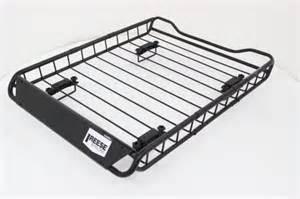 reese roof cargo basket steel 44 quot x 35 quot x 4 1 4 quot 125