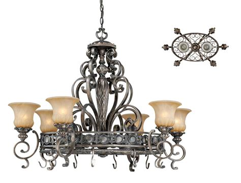 Bellagio Chandelier Vaxcel Bellagio Parisian Bronze Alabaster Glass Eight Light 42 Wide 42 X 26 Chandelier